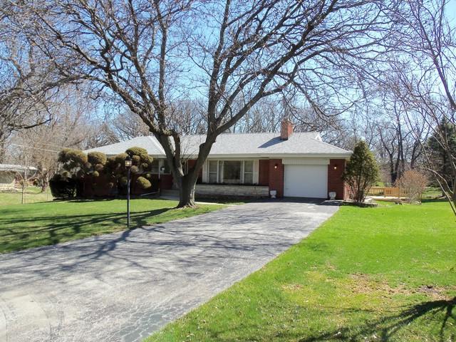 1841 Oak Lane Road, Flossmoor, IL 60422 (MLS #09926397) :: Lewke Partners