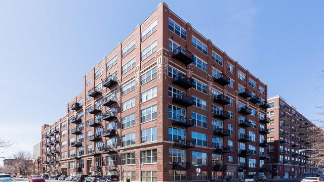 1500 W Monroe Street #727, Chicago, IL 60607 (MLS #09926405) :: Property Consultants Realty