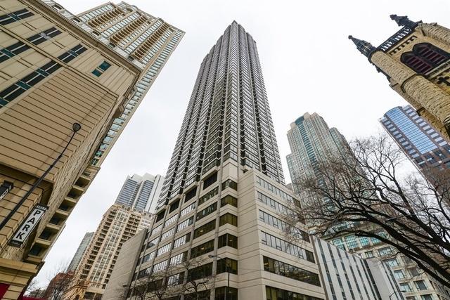 30 E Huron Street #2709, Chicago, IL 60611 (MLS #09926462) :: The Perotti Group