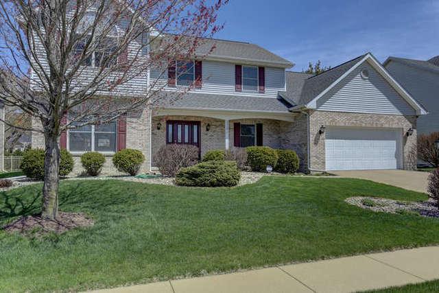 3310 Cypress Creek Road, Champaign, IL 61822 (MLS #09926557) :: Ryan Dallas Real Estate
