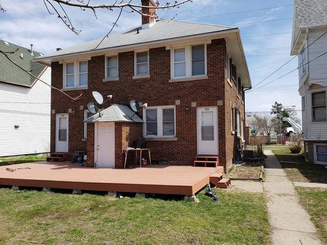 325&323 7th Street N, Dekalb, IL 60115 (MLS #09926560) :: Lewke Partners