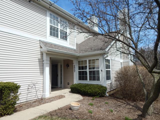177 Concord Lane #177, Carol Stream, IL 60188 (MLS #09926594) :: Lewke Partners