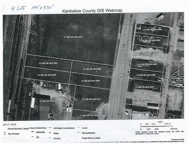 1315 N Schuyler Avenue, Kankakee, IL 60901 (MLS #09926629) :: Lewke Partners