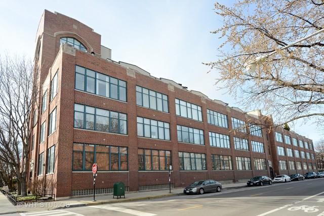 2600 N Southport Avenue #211, Chicago, IL 60614 (MLS #09926713) :: The Perotti Group