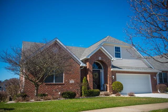 915 Aaron Court, Crown Point, IN 46307 (MLS #09926873) :: Leigh Marcus | @properties