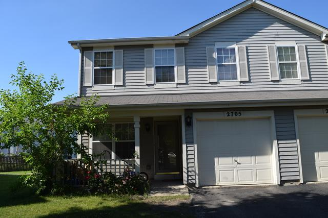 2705 Glenwood Court, Naperville, IL 60564 (MLS #09926897) :: Lewke Partners