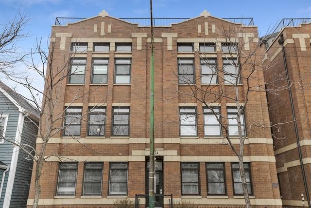 2524 N Ashland Avenue 1S, Chicago, IL 60614 (MLS #09926916) :: The Perotti Group