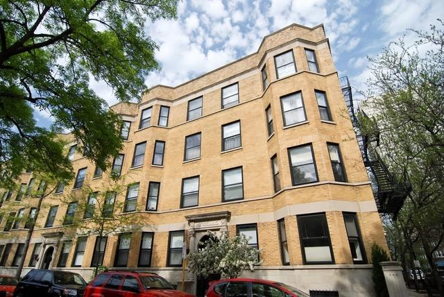 1703 N Crilly Court #4, Chicago, IL 60614 (MLS #09926984) :: The Perotti Group