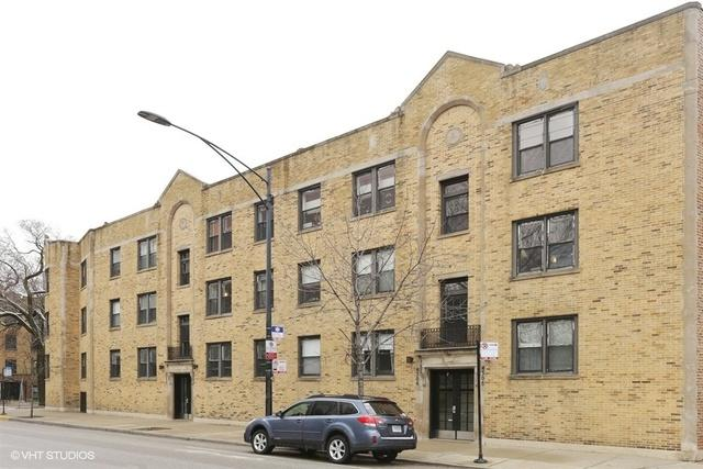 4308 N Clark Street #2, Chicago, IL 60613 (MLS #09927007) :: The Perotti Group