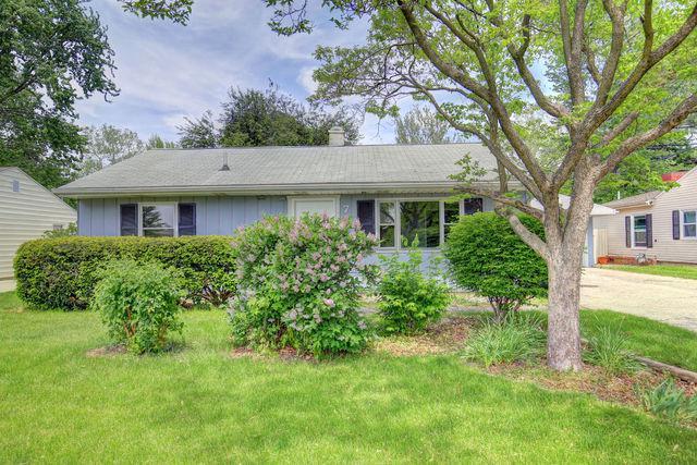 714 E Pennsylvania Avenue, Urbana, IL 61801 (MLS #09927119) :: Ryan Dallas Real Estate
