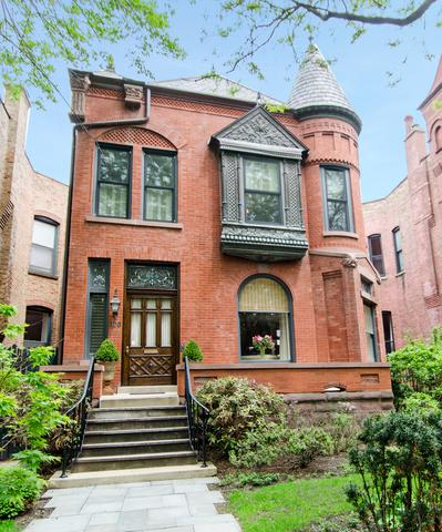 626 W Fullerton Parkway, Chicago, IL 60614 (MLS #09927184) :: The Perotti Group