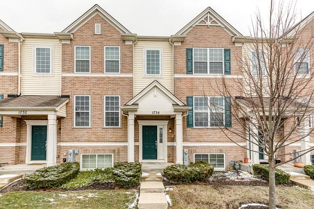 1734 Dogwood Lane, Hanover Park, IL 60133 (MLS #09927206) :: The Perotti Group