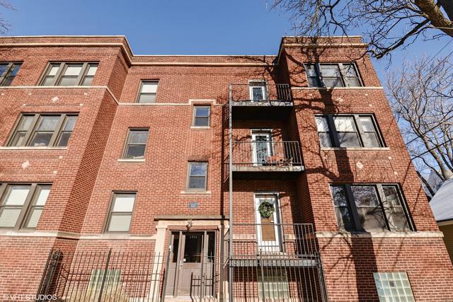 1714 W Grace Street 1E, Chicago, IL 60613 (MLS #09927240) :: The Perotti Group