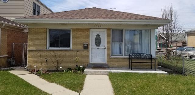 7752 Massasoit Avenue, Burbank, IL 60459 (MLS #09927398) :: Key Realty