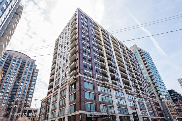 451 W Huron Street #1005, Chicago, IL 60654 (MLS #09927465) :: Property Consultants Realty
