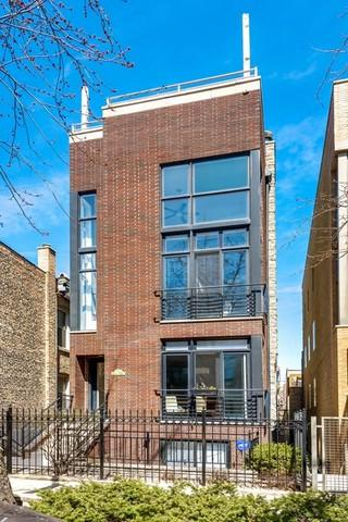 1722 W Le Moyne Street #1, Chicago, IL 60622 (MLS #09927680) :: Property Consultants Realty