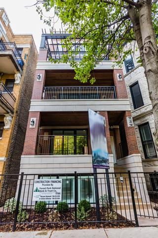 729 W Barry Avenue #2, Chicago, IL 60657 (MLS #09927683) :: Property Consultants Realty