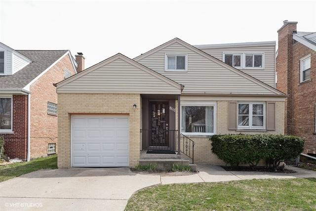 8117 Kolmar Avenue, Skokie, IL 60076 (MLS #09927766) :: Lewke Partners