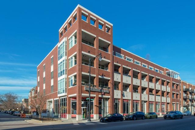 1611 N Hermitage Avenue #206, Chicago, IL 60622 (MLS #09927777) :: Property Consultants Realty