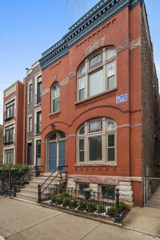 825 N Winchester Avenue, Chicago, IL 60622 (MLS #09927792) :: Property Consultants Realty