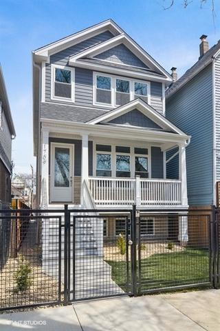 1709 N Washtenaw Avenue, Chicago, IL 60647 (MLS #09927840) :: Property Consultants Realty