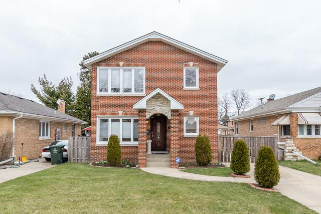 7436 W Strong Street, Harwood Heights, IL 60706 (MLS #09927876) :: Lewke Partners