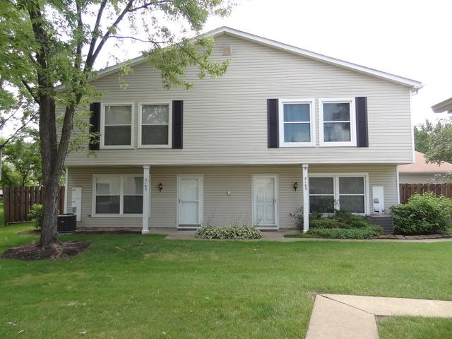 2165 N Heather Lane, Palatine, IL 60074 (MLS #09927894) :: Lewke Partners