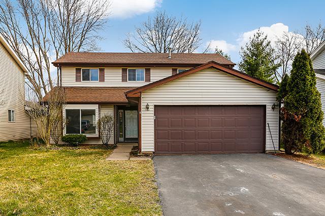 1208 Haverhill Circle, Naperville, IL 60563 (MLS #09927927) :: Lewke Partners
