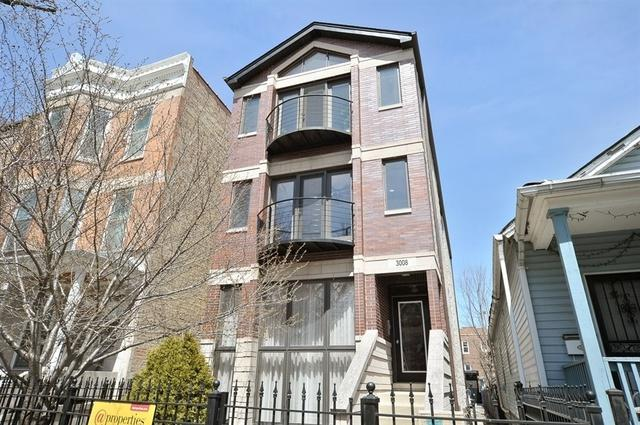 3008 W Belden Avenue #2, Chicago, IL 60647 (MLS #09927972) :: Property Consultants Realty
