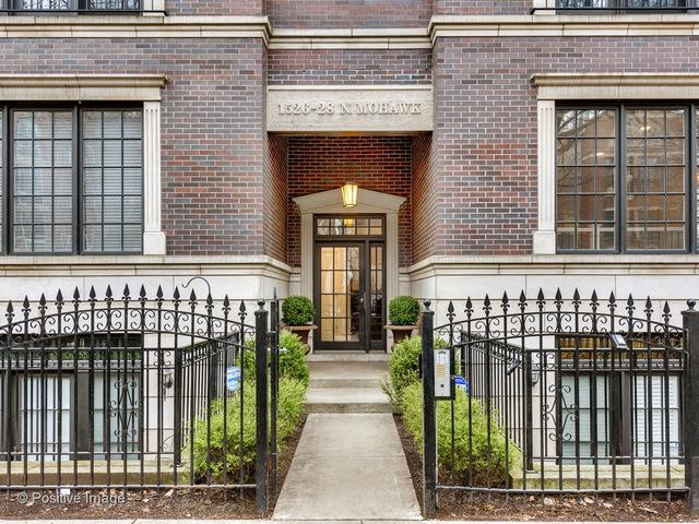 1526 N Mohawk Street 2N, Chicago, IL 60610 (MLS #09927997) :: Property Consultants Realty