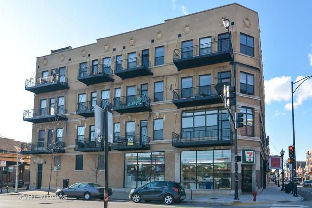 1400 N Milwaukee Avenue #203, Chicago, IL 60622 (MLS #09928007) :: Property Consultants Realty