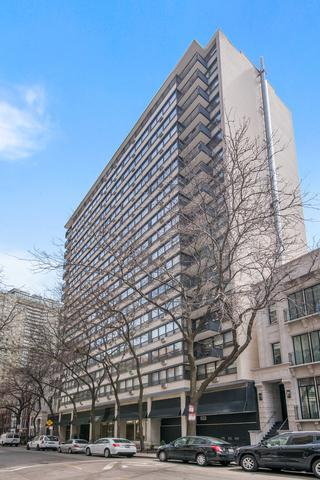 33 E Cedar Street 17C, Chicago, IL 60611 (MLS #09928029) :: Property Consultants Realty