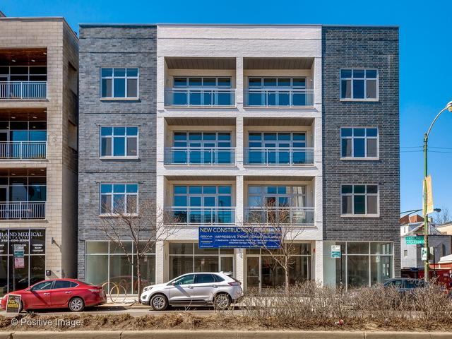 1601 W Pearson Street 3S, Chicago, IL 60622 (MLS #09928030) :: Property Consultants Realty