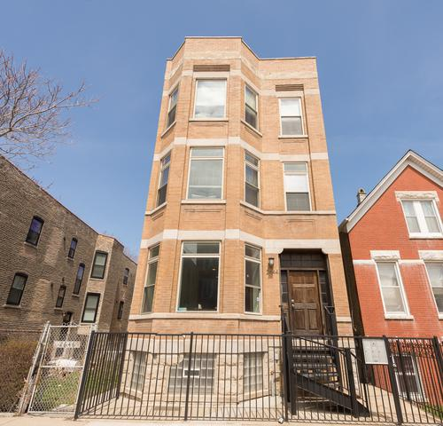 2644 W Augusta Boulevard #1, Chicago, IL 60622 (MLS #09928033) :: Property Consultants Realty