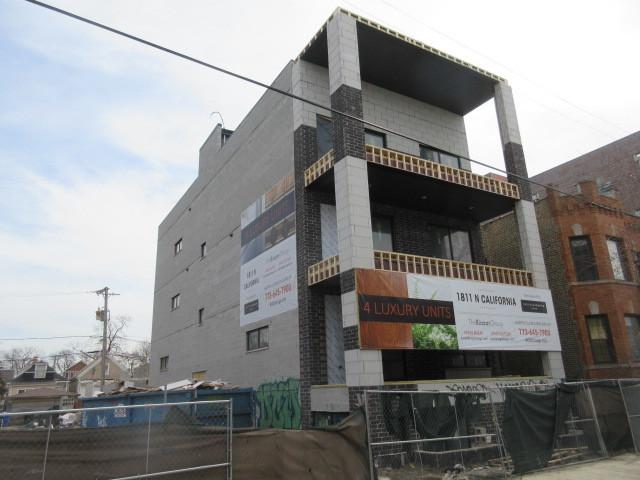 1811 N California Avenue 1W, Chicago, IL 60647 (MLS #09928144) :: Property Consultants Realty