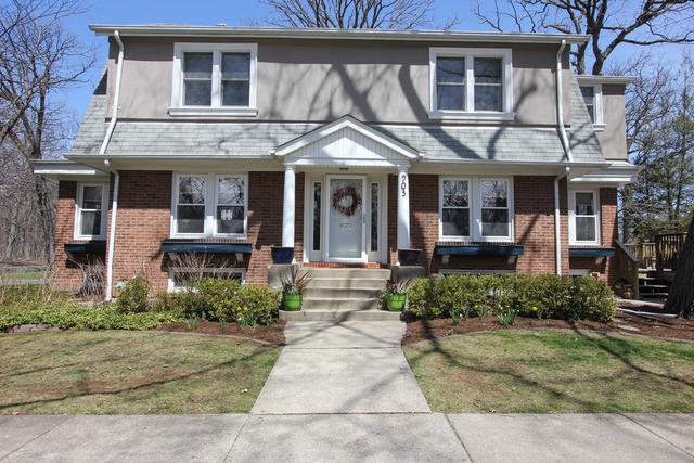 903 Thatcher Avenue, River Forest, IL 60305 (MLS #09928181) :: Lewke Partners