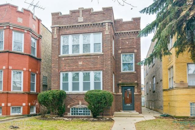 3807 N Sawyer Avenue, Chicago, IL 60618 (MLS #09928320) :: Lewke Partners