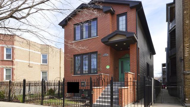 4107 N Troy Street, Chicago, IL 60618 (MLS #09928586) :: Lewke Partners