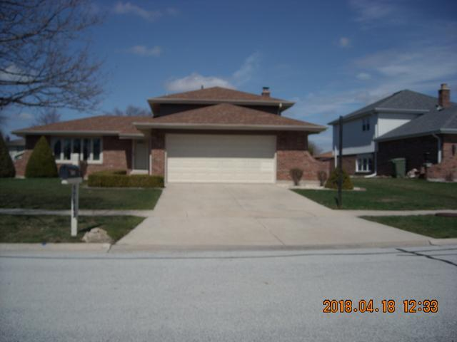 17543 Redwood Lane, Tinley Park, IL 60487 (MLS #09928590) :: Lewke Partners