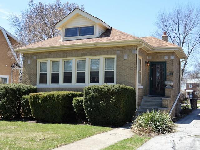 11618 S Bell Avenue, Chicago, IL 60643 (MLS #09928597) :: Lewke Partners