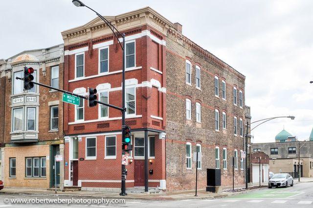 1761 W Augusta Boulevard, Chicago, IL 60622 (MLS #09928713) :: Lewke Partners
