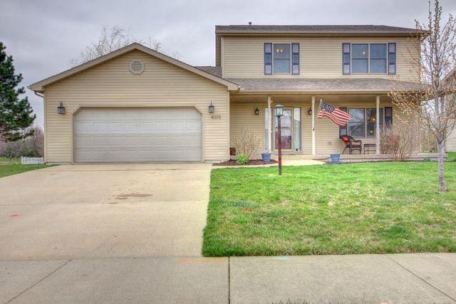 4005 Appletree Drive, MONTICELLO, IL 61856 (MLS #09928725) :: Ryan Dallas Real Estate