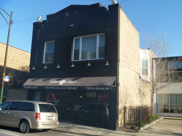7419 W Irving Park Road, Chicago, IL 60634 (MLS #09928755) :: Lewke Partners