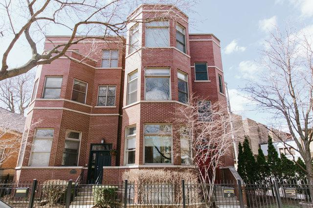1928 W Evergreen Avenue #2, Chicago, IL 60622 (MLS #09928923) :: Lewke Partners