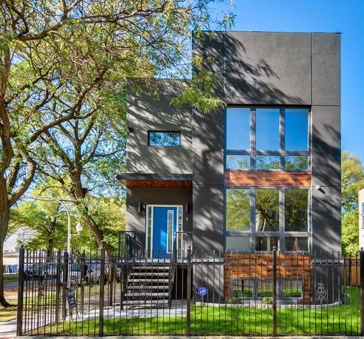 3700 N Whipple Street, Chicago, IL 60618 (MLS #09928981) :: Lewke Partners