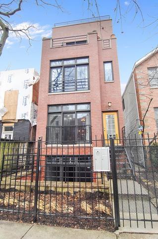 526 N Claremont Avenue #1, Chicago, IL 60612 (MLS #09928991) :: Lewke Partners