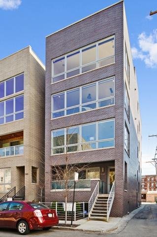 1545 W Fry Street #3, Chicago, IL 60642 (MLS #09929006) :: Lewke Partners