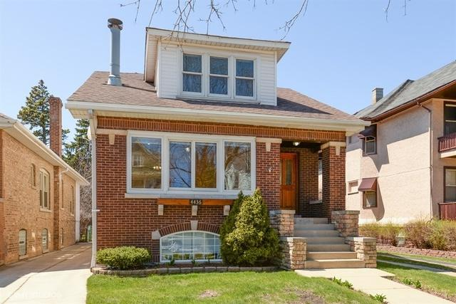 4436 N Kostner Avenue, Chicago, IL 60630 (MLS #09929132) :: Domain Realty