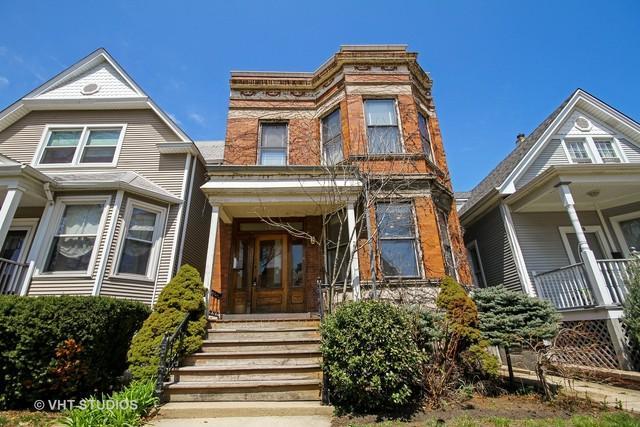 1910 W Eddy Street, Chicago, IL 60657 (MLS #09932297) :: Domain Realty