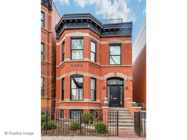 842 W Webster Avenue, Chicago, IL 60614 (MLS #09932586) :: Domain Realty